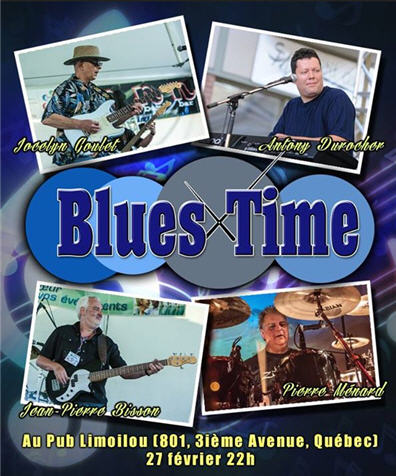 blues time-