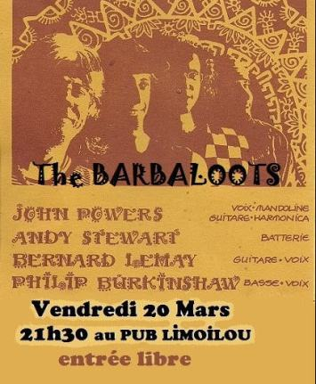 the barbaloots