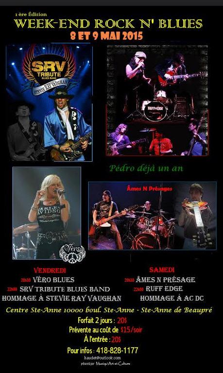 week end rock et blues--