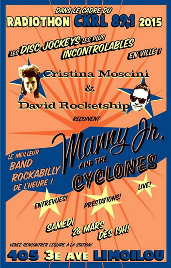 manny radiothon-