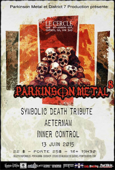 parkinson metal 2015-