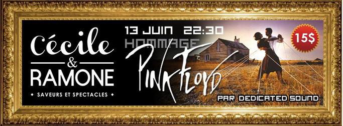 pink floyd 13 juin