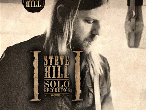 steve hill-