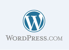 wordpress logo-
