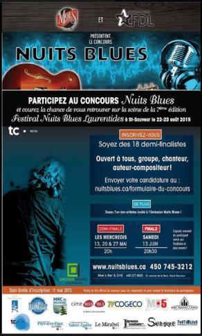 concours nuits blues 2015