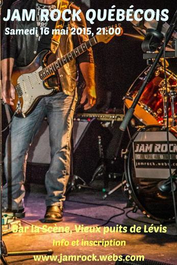 jam rock québécois