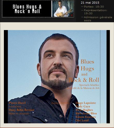 blues hugs & rock 'n' roll