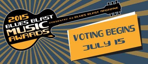 blues blast awards 2015