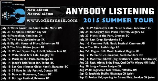 cdk tour 2015