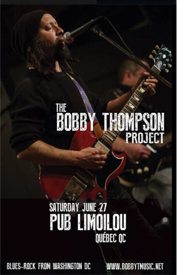 the bobby thompson project