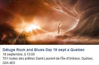 déluge rock and blues