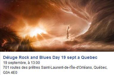déluge rock and blues