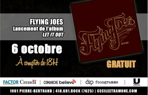 flying joes c&r