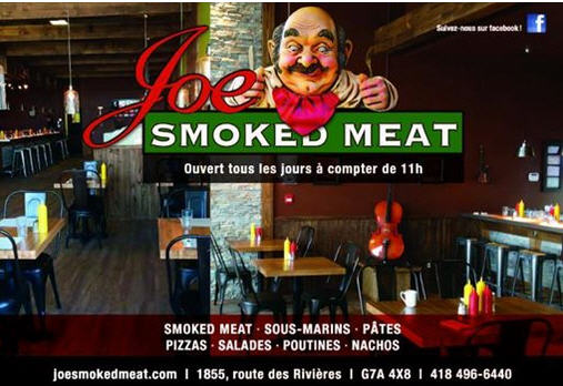 joe smoked meat