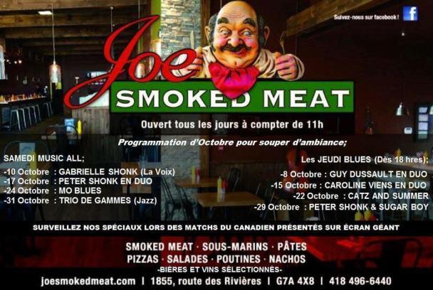 joesmoked meat