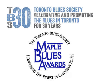 toronto blues society maple blues awards