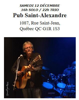 mike deway pub st alexandre