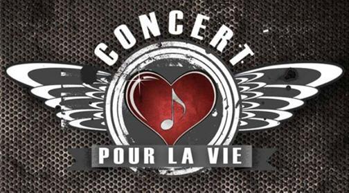 concert pour la vie-