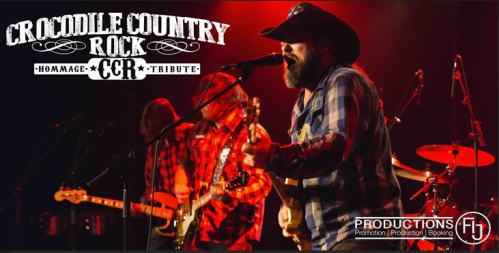 crocodile country rock