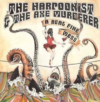 harpoonist and axe murderer