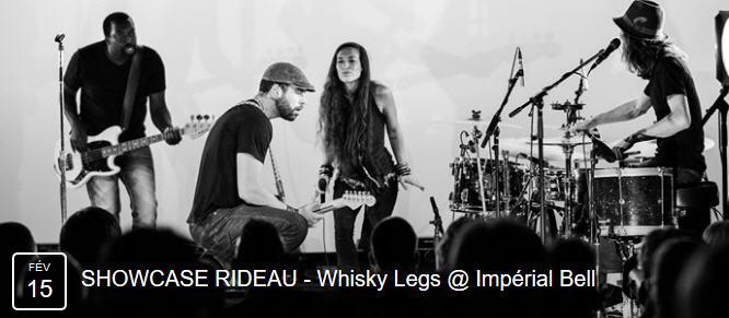whisky legs bourse rideau