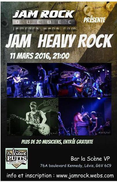 jam heavy rock