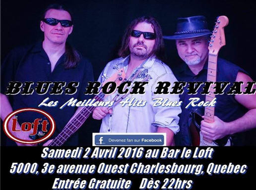 blues rock revival