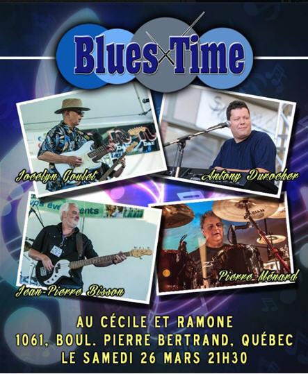 blues time mars