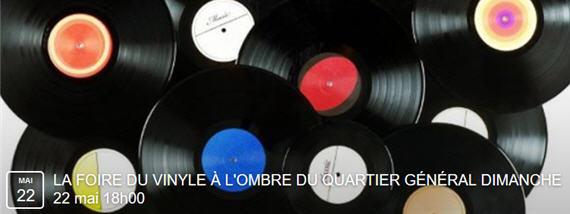 foire du vinyle