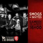 smog et invités