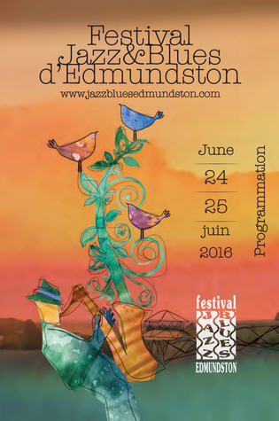 programme jazz et blues edmundston